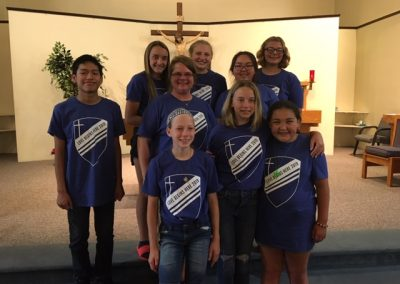Love Begins Here 2019 Middle School Mission